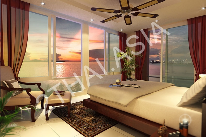 Bang Saray Beach Condo, Pattaya, Bang Saray - photo, price, location map