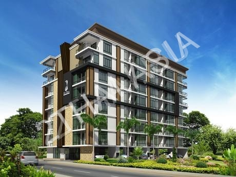 De Blue Condo 2, Pattaya, South Pattaya - photo, price, location map