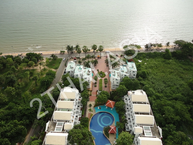 Metro Jomtien Condotel, Pattaya, Jomtien - photo, price, location map