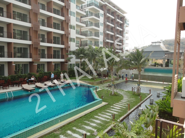 Diamond Suites Resort, Pattaya, Pratumnak - photo, price, location map