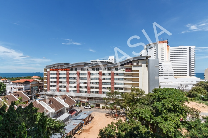 Peak Condo, Pattaya, Pratumnak - photo, price, location map