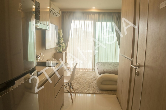 Buy Resale Condo City Garden Tropicana In Pattaya North