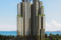 City Garden Tower - new highrise development in Pattaya