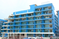Acqua Condominium - construction photos