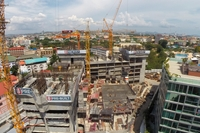 Unixx South Pattaya - construction photo update