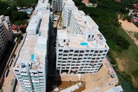 Amazon Condominium - photos of construction site