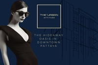 The Urban Attitude - new project in Central Pattaya