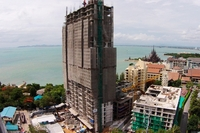 Baan Plai Haad Wong Amat - construction photoreview