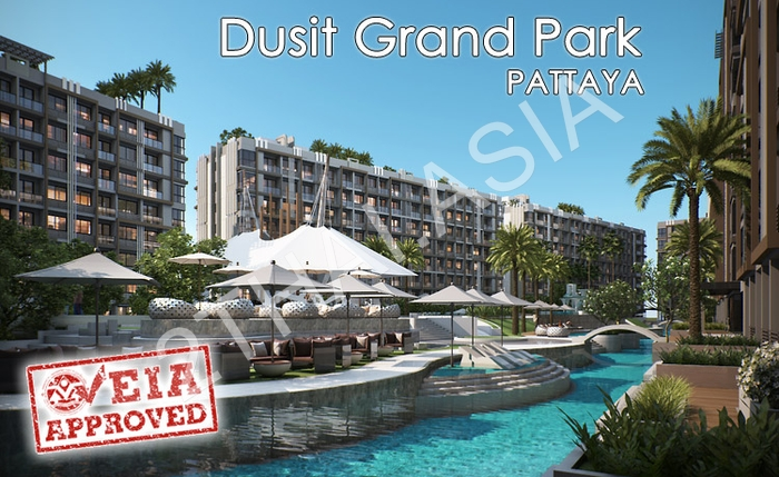 Dusit Grand Park Pattaya - EIA approved
