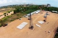 Dusit Grand Park Pattaya - construction started