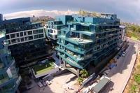 Acqua Condominium - construction photoreview