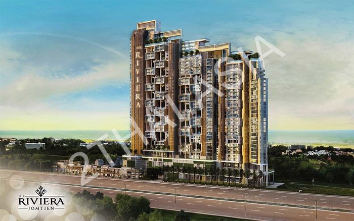 Pre-sale of The Riviera Jomtien is coming soon