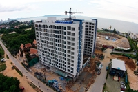 Nam Talay Condominium - construction updates