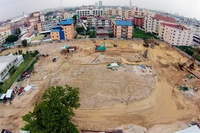 Golden Tulip Residence - construction photoreview