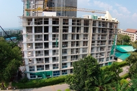 Serenity Wongamat - construction photoreview