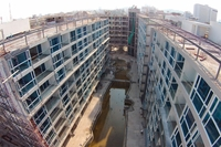 Centara Avenue Residence - construction updates