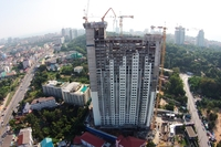 Unixx South Pattaya - construction photoreview