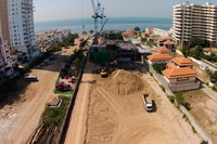 Veranda Residence - construction site