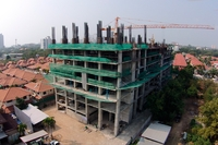 Sea Max Condominium - construction photoreview
