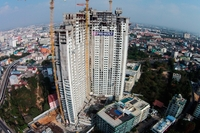 Unixx South Pattaya - construction photos
