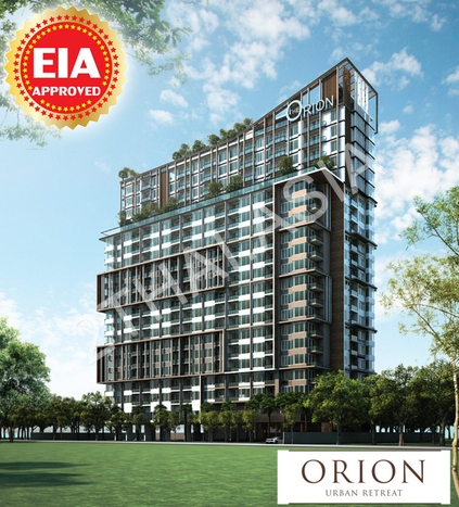 Orion Urban Retreat, Pattaya have got EIA