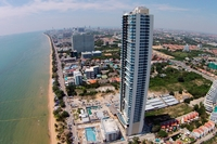 Cetus Beachfront - aerial photography