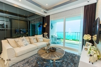 The new showroom of One Tower Pattaya
