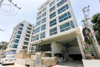 Serenity Wongamat - construction photos