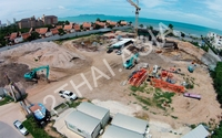 Centara Grand Residence - aerial photography