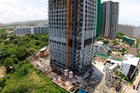 Dusit Grand Park Pattaya - construction progress