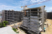 Golden Tulip Residence Pattaya - construction site