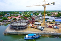 Whale Marina Condo - construction update
