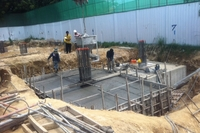 Sea Saran Condominium - construction update