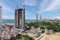 Veranda Residence Pattaya - photo review from construction site