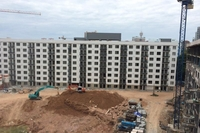 Arcadia Beach Resort Pattaya - construction photos