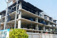 Rising Place Pattaya construction photos