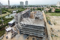 The Orient Jomtien - photos from construction site