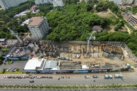 The Riviera Jomtien construction update