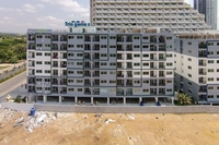 Trio Gems Condominium - current state of the project