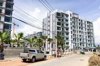 Dusit Grand Park Pattaya construction update