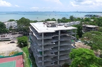 Sea Zen Condo construction update