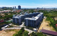 Dusit Grand Park Pattaya construction review
