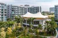 Dusit Grand Park Pattaya: the current construction state