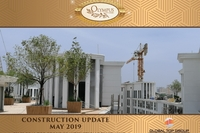 Olympus City Garden - construction update