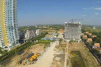 Centara Grand Residence - construction site photoreview