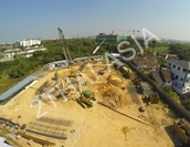 Dusit Grand Condo View - construction progress