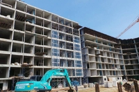 Centara Avenue Residence - construction photoreview