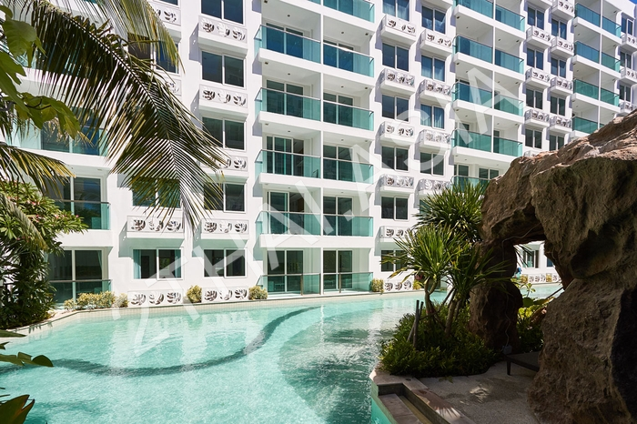 Amazon Residence, Pattaya, Jomtien - photo, price, location map