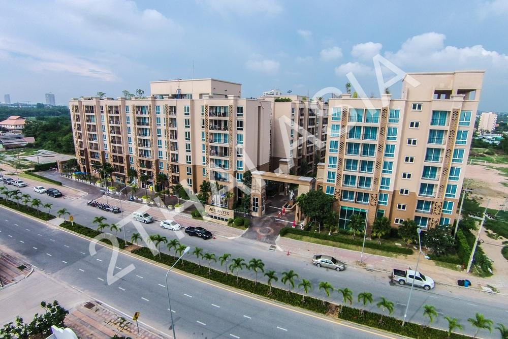 Buy resale condo atlantis condo resort in pattaya for Atlantis condo