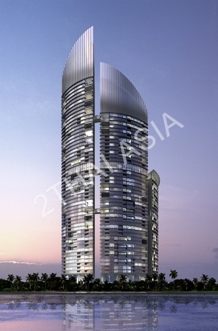 Centara Grand Residence, Pattaya, Na-Jomtien - photo, price, location map